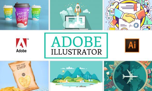 Adobe Illustrator CC | Graphic Design Software Overview