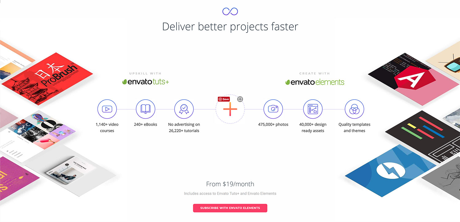 what is envato elements