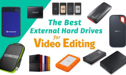 The Best External Hard Drive for Video Editing | 2021 Buyers Guide