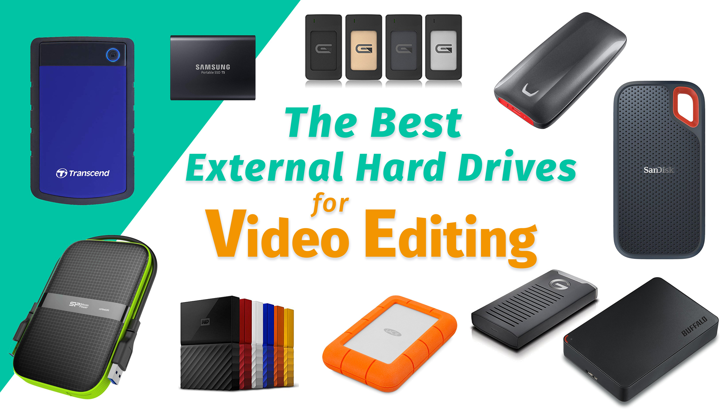best external hard drive for video editing 2019