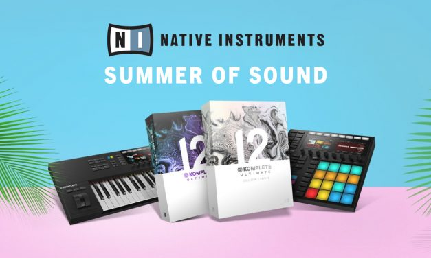 Native Instruments Summer of Sound 2019 | Huge Summer Sale