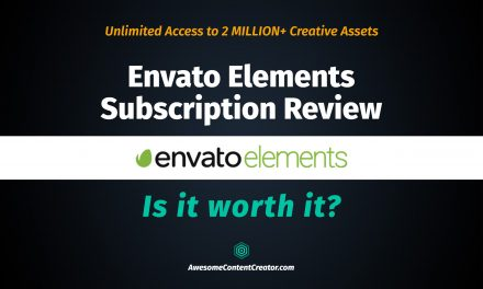 Envato Elements Subscription Review 2020