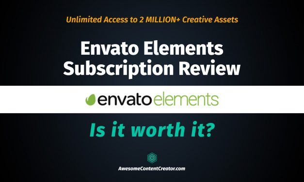 Envato Elements Subscription Review 2021