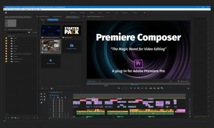 Premiere Composer Review | Adobe Premiere Pro Plug-in