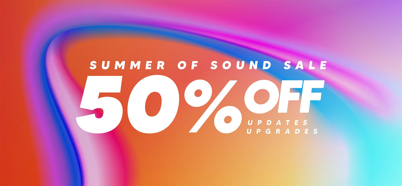 native instruments summer of sound 2019 komplete sale